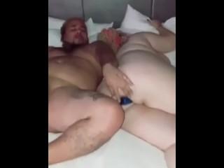 Hardywood lets husband fuck there slave...