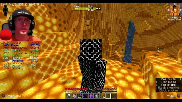 Exclusive;Verified Amateurs;SFW minecraft, downwindwings, part-7, solo, gameplay, pc-gameplay, verified-amateur, sfw, hd, birthday, happy-birthday, minecraft-lets-play, minecraft-gameplay, new, web-cam, top-model