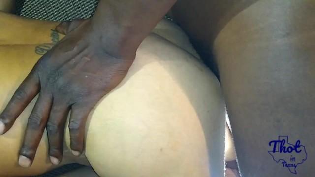 Thot in Texas - Big Black Dick Creampie Granny LAtina 4