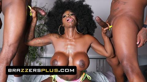 Mystique nackt Ebony  Dirty Mystique