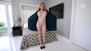 When Dad is Away Step Mom wants to Play - Cory Chase