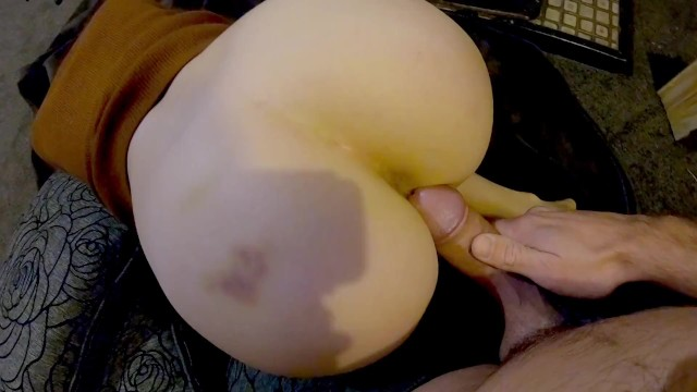 Teasing Step Daughter with StepDaddy's Dick - Teaser