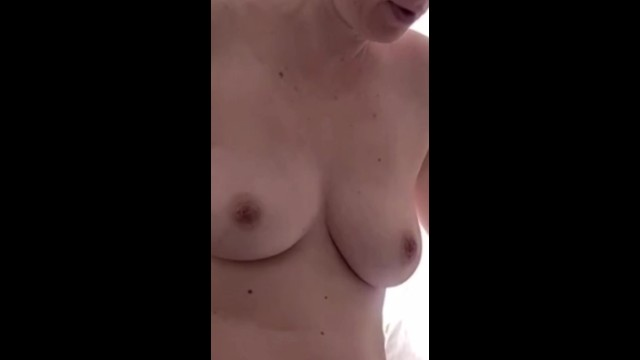 Mom shares hotel room and bed with step son she walks around naked shows off her tan 14