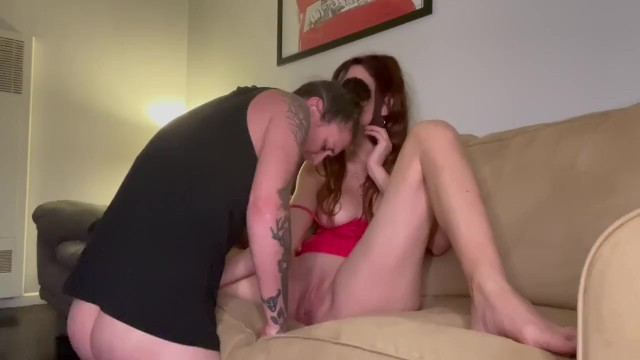 Real lesbian couple : she eats my pussy and i Jerk her off 16