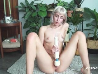Beautiful Ulula Explores All Her Holes