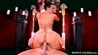 Rachel Starr in A Horny Devil from Brazzers