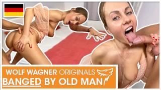 British Pornstar TINA KAY real FUCK date with German Douchebag in London! WolfWagnerCom