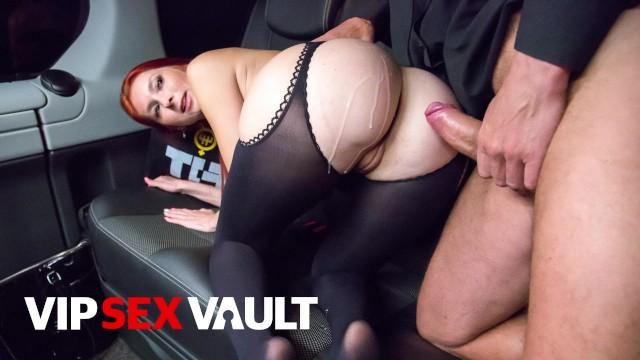 FUCKEDINTRAFFIC - BUSINESS TRIP ENDS IN HOT SEX FOR STUNNING REDHEAD KATTIE GOLD - VIPSEXVAULT