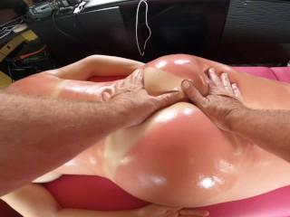 Russian thick massage thensucks boat...