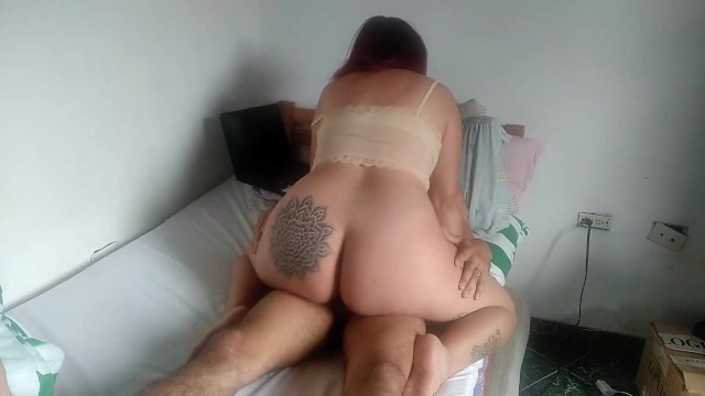 Morning sex and lots of orgasms - great creampie 7
