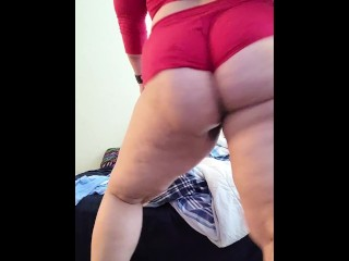 Butt lil ryda jiggle and wiggle full video...