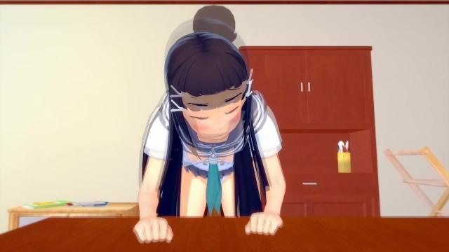 【DIA KUROSAWA】【HENTAI 3D】【LOVE LIVE】 14