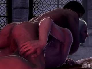 Gay witcher pmv teaser...