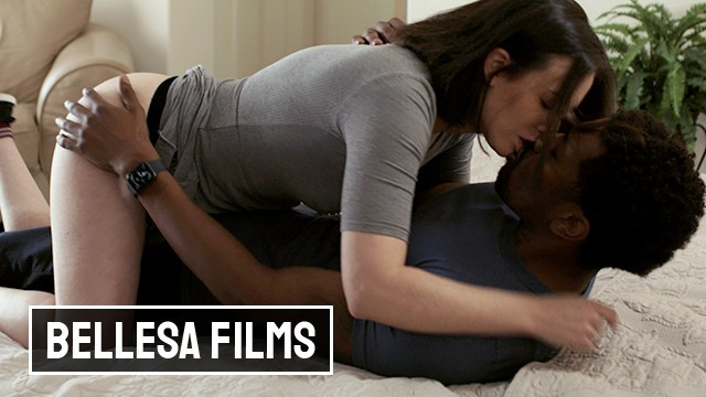 Bellesa - Casey Calvert Doesn't Want Isiah Maxwell As A Roommate But She Wants To Fuck Him