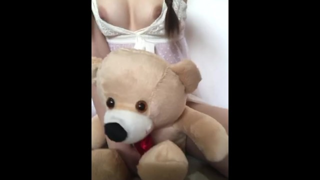 Babe;Fetish;Toys;Latina;Teen (18+);Small Tits;School;Exclusive;Verified Amateurs;Solo Female;Vertical Video daddys-girl, girl, sexy-girl, small-tits, teddy, bear, sugar-baby