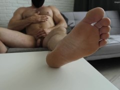 Straight muscle bear allows to touch his dick OnlyFans/WorldStudZ