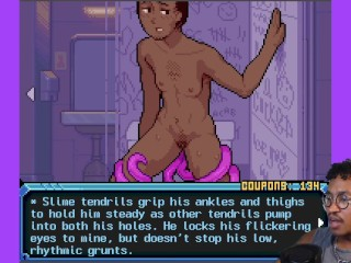 Trans ftm bathroom public sex robot hardcoded 2...