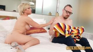Horny Cougar Housewife Katlynn Keys Needs Some BBD Cuckold