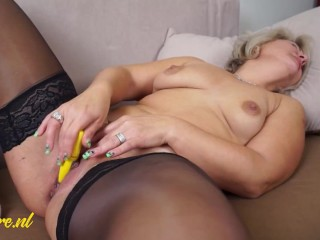 Horny School Teacher Showing You How To Finger a Pussy!