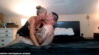 INTIMATE Foreplay - SENSUAL Deepthroat PASSIONATE PEGGING Pussy Eating CUNNILINGUS DP Hard POUNDING!