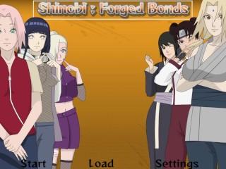 Naruto - Shinobi Forged Bonds - Part 1 Sexy Ninjas By HentaiSexScenes