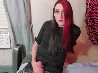 Trapped and your tranny client...