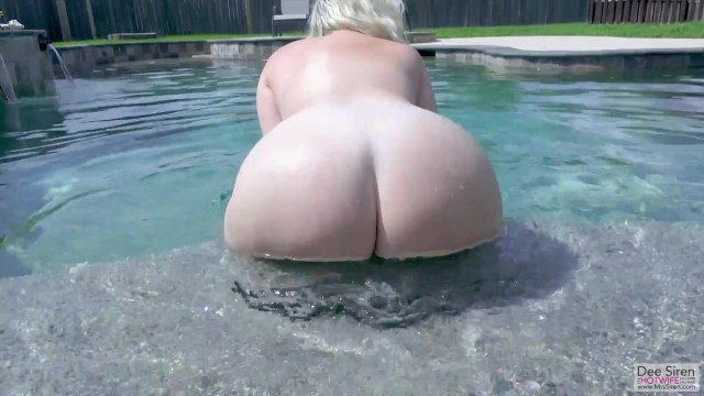 Playing Naked in the Pool 20