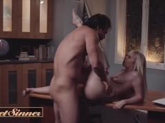 Sweet Sinner - Unfaithful Professor Seth Gamble Fucks A SexyWoman Lilly Bell