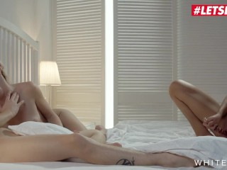 WHITEBOXXX – SQUIRTING STEP SISTER APOLONIA LAPIEDRA JOINS US FOR A THREESOME FULL SCENE
