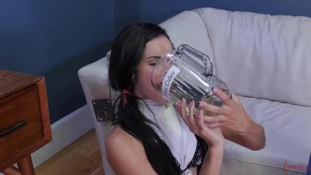 Kinky slut eating doms ass 9