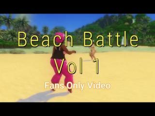 Beach battle promo ft cardi b nicki minaj...