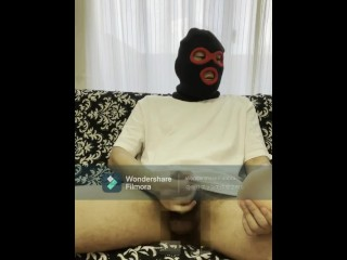 I masturbated with sex toys for the while...