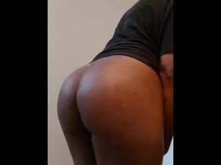 Black ts ass shirt reveal...