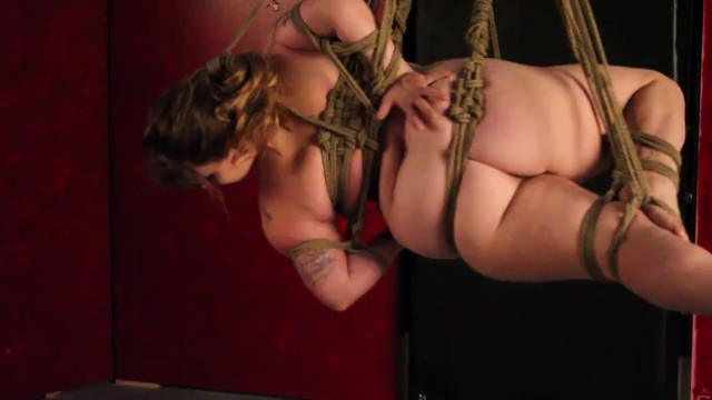 Big Ass;Babe;BBW;Big Tits;Blonde;Bondage;Fetish;Exclusive;Verified Models;Solo Female rope-bunny, suspended-bondage, bondage-suspension, bbw, thick-and-curvy, all-natural-curvy, dave-naz, bdsm, kink, chubby, butt, big-boobs