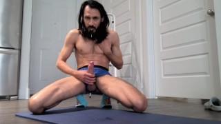 Hairy Monster Cock