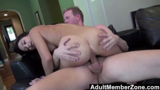 Screen Capture of Video Titled: AdultMemberZone - For Mandy Sky Naughty Is Nice