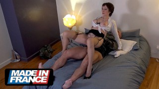 Busty cougar Catalya Mia is hunting men