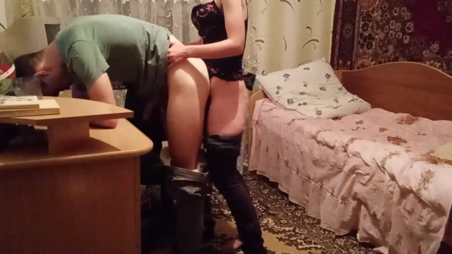 Babe;Hardcore;Toys;Reality;Anal;Rough Sex;Role Play;Russian;Exclusive;Verified Amateurs boss-fucks-employee, woman-boss, strapon, femdom-strapon, amature-anal, hard-strapon-fuck, blonde, big-strapon, small-tits