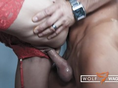 First Date: UK Porn Star APRIL PAISLEY meets German Guy from Berlin in London - WolfWagnerCom