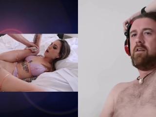 Porn reaction...