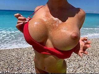 Island holiday sex big boobs...