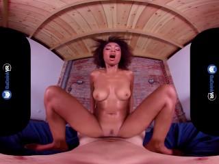 Black Babes VR Porn Compilation