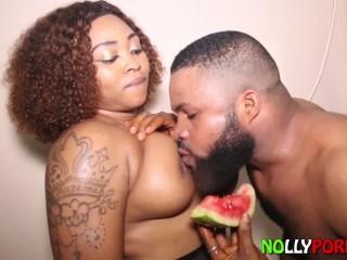 Naija uncensored romance movie sex scene with queen...