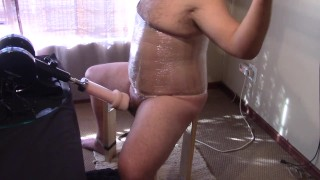 Fucking Machine with Post Orgasm Torment - Trailer