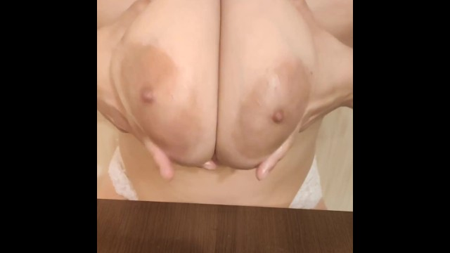 PLAYING WITH A DILDO 7