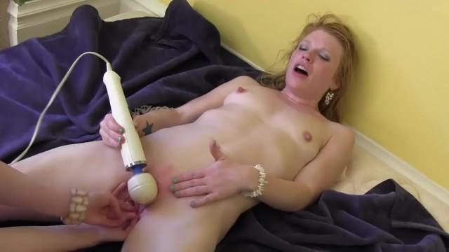 Blonde young slut enjoy some intense lesbian sex 9