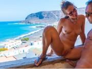 SCOPATA IN POSTO ABBANDONATO sul mare - URBEX SEX kushboo sex video