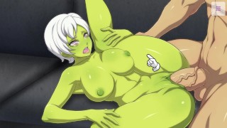 WaifuHub - Part 5 - Cheelai Dragon Ball Sex By LoveSkySanHentai