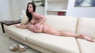 BANGBROS - Busty MILF Kendra Lust Taking Big Dick, Receives A Big Mouthful