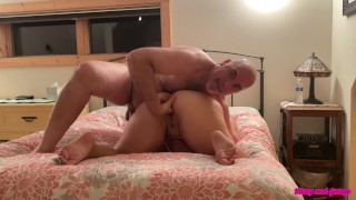 Hottest Sex Tape Ever- Missy and George Multi-Angle Fucking and Sucking Homemade Porn